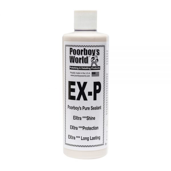 Poorboys World EX P Sealant