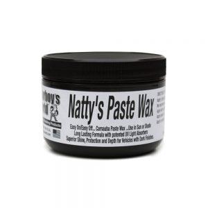 Poorboys World Nattys Paste Wax 8oz