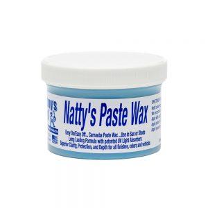 Poorboys World Nattys Paste Wax Blue 8oz