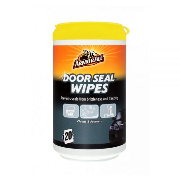 Armor All Door Seal Wipes