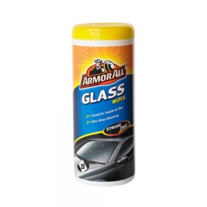 Armor All Glass Wipes 20pcs