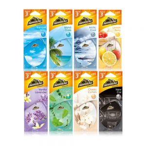 Armor All Card Air Fresheners