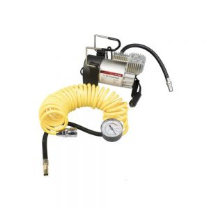 Auto Choice 12V Metal Air Compressor Kit