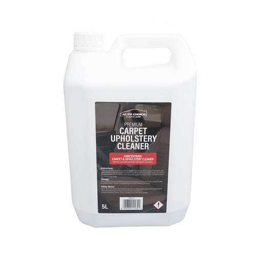 5L Carpet & Upholstery Cleaner