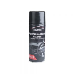 Auto Choice Dashboard & Leather Cleaner