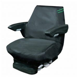 Auto Choice Large Tractor Seat Cover – Green Detailing