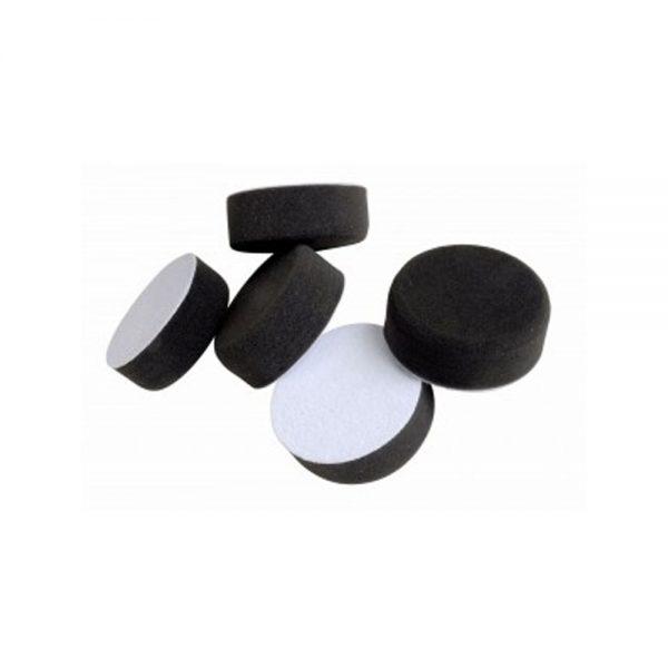 Black Polishing Pad Hook Loop