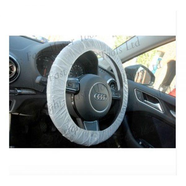Elasticated Steering Wheel Covers