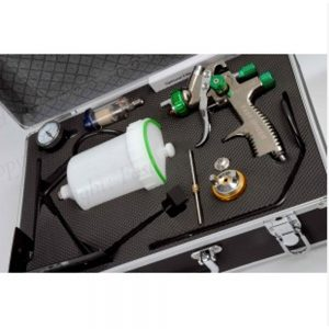 Gravity LVLP Spray Gun Kit