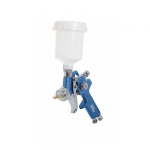 Mini HVLP Gravity Spray Gun, 0.8mm