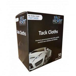 Tack Cloths in Dispenser Box, 50pcs