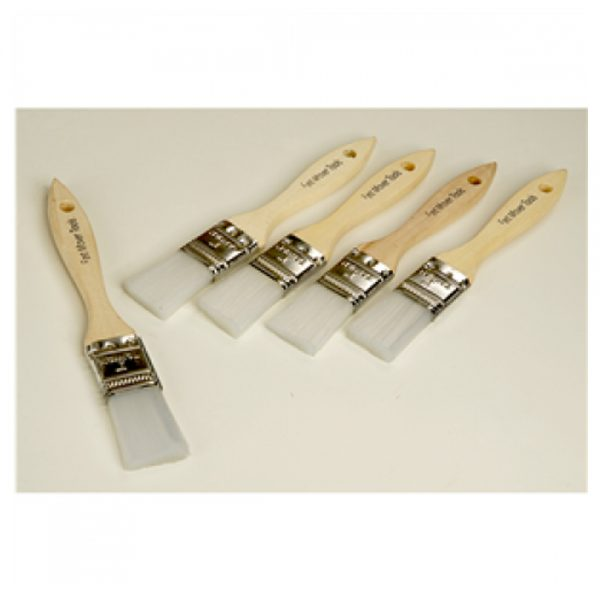 Wooden Seam Sealer Brush 5pc