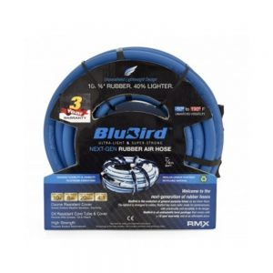 BluBird, Rubber Air Hose, 8mm x 10mtr