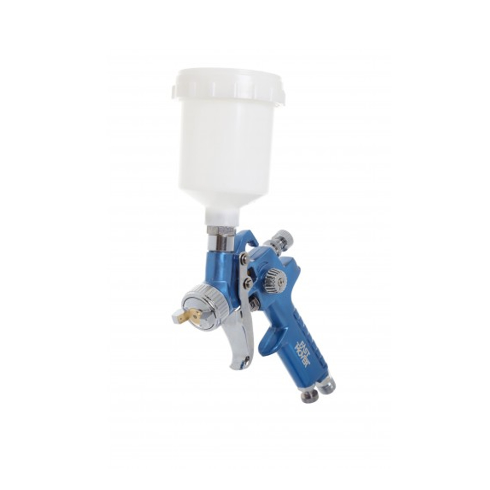 Mini HVLP Gravity Spray Gun