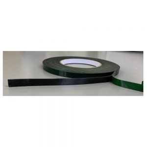 Fast Mover Tools, Double Sided Foam Tape, 9mmx 1mm x 10mtrs