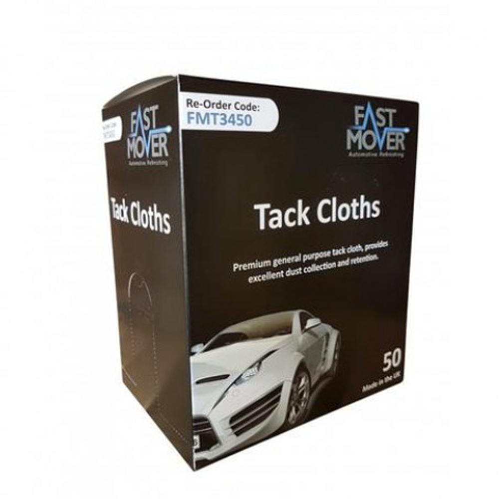 Tack Cloths in Dispenser Box