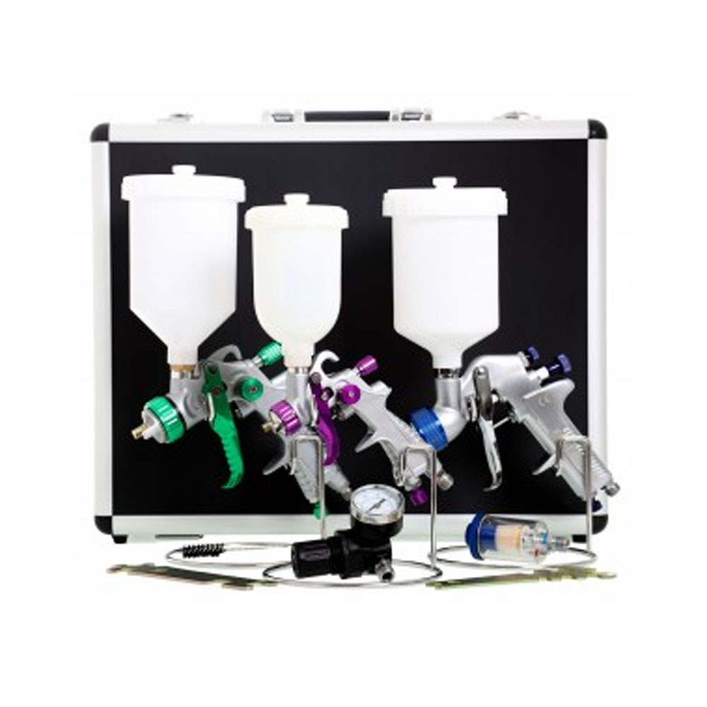 Spray Gun Kit In Case