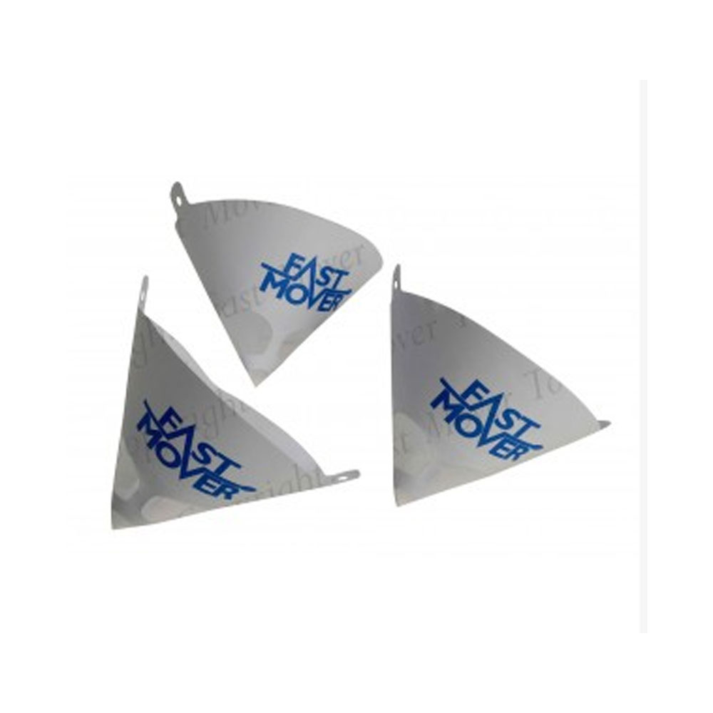 Paper Paint Strainers